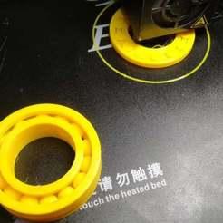 Rodamiento_02.jpeg Télécharger fichier STL gratuit Palier • Objet pour imprimante 3D, maabnet