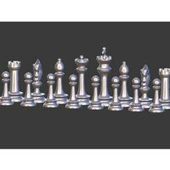 3813040.zip.jpg Download free STL file High figures for chess • 3D printable object, egregsonvn