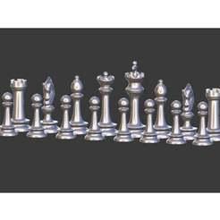 3813040.zip.jpg Télécharger fichier STL gratuit Les échecs en chiffres • Modèle à imprimer en 3D, egregsonvn
