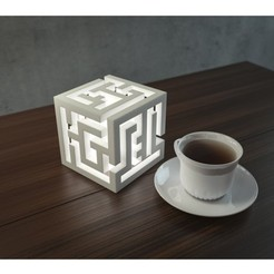 kubik-lampa-1.jpg Download free STL file Cube lamp • 3D printer model, egregsonvn