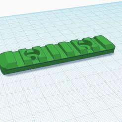 1.JPG Download STL file 7-slot m-lok rail • 3D printable object, seedzee
