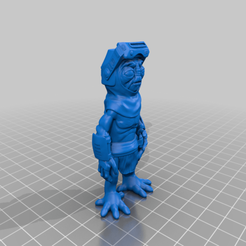 Babu_Frik_2more_printable.png Download STL file Babu Frik • 3D printer design, dmag24