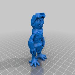 Babu_Frik_2more_printable.png Télécharger fichier STL Babu Frik • Design imprimable en 3D, dmag24