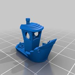 My_Benchy.png Télécharger fichier STL gratuit Benchy DMAG de base • Design imprimable en 3D, dmag24