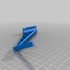 Webcam_Mount.png Download free STL file Anycubic Mega X Webcam Mount • 3D print template, mentallydetached