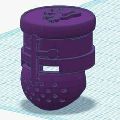 CASCO LEON.JPG Download STL file LION HELMET • 3D print design, JulioCesar_76