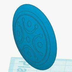 ESCUDO CÁNTABRO.JPG Download STL file CANTABRIAN COAT OF ARMS • 3D print template, JulioCesar_76