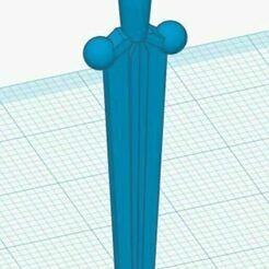 espada celtibera.JPG Download STL file CELTIBERIAN SWORD • 3D printable template, JulioCesar_76