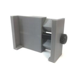 Télécharger fichier STL Support pour pince téléphonique • Modèle à imprimer en 3D, 3DGripGears