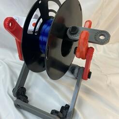 IMG_3326.jpg Télécharger fichier STL gratuit Conception de référence du porte-bobine • Design à imprimer en 3D, 3DGripGears