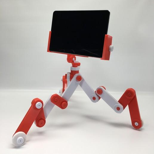 Télécharger fichier STL Support de fixation de la tablette • Modèle à imprimer en 3D, 3DGripGears