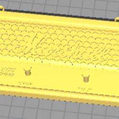sssss.png Télécharger fichier STL porte-clés murale marshall • Objet à imprimer en 3D, luisparedesmunoz