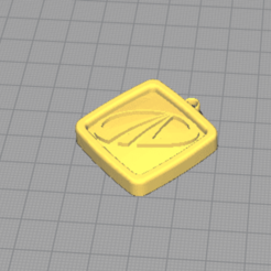dsddsdsds.png Download STL file Mahindra keychain • 3D print model, luisparedesmunoz