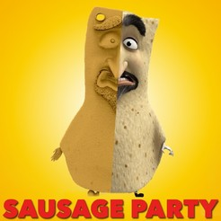 lavash-1.jpg Download free STL file Kareem Abdul Lavash from sausage party movie • Design to 3D print, 3D_GUM