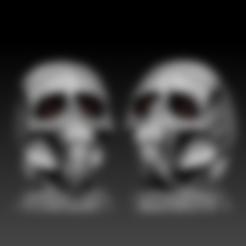 5.png Download STL file genital skull • 3D printing design, imanThedude