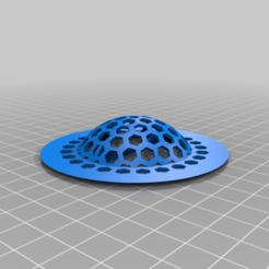 geodesic_sink_grid_20200622-60-6uvzg8.png Download free STL file My Customized Geodesic Kitchen Sink Drain Strainer • 3D print design, ale624