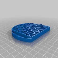 Atlantic_Grid_v3.png Download STL file Ventilation grille for Atlantic ventilation • 3D printing template, ThomasGomes
