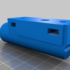 ak_ad_upper.png Télécharger fichier STL gratuit Adaptateur AK Mag pour Tokyo Marui M870 • Modèle imprimable en 3D, Joledingue