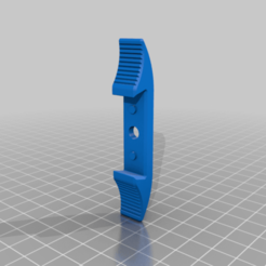 cocking_handle_symetrical.png Download free STL file Cocking Handle for AAP01 • 3D print model, Joledingue