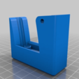 88d73a26308e59b6fcadd33e8f61ba59.png Download free STL file MP5 Magazine adapter for M4 • 3D printable model, Joledingue