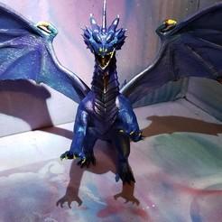 Download free STL file Dragon • 3D printable model, bigdad328