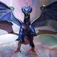 Télécharger fichier STL gratuit Dragon • Plan à imprimer en 3D, bigdad328