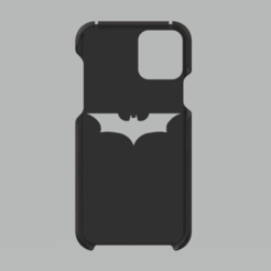 Ekran görüntüsü 2020-10-18 185549.png Download STL file iPhone 11 Pro Case (Batman Edition) • 3D printer design, ggnctrkk