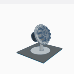 DFSFSDFSDF.png Download free STL file ARC IRONMAN REACTOR, ARC REACTOR, TONY STARK, STAND • Design to 3D print, steguerrero2014