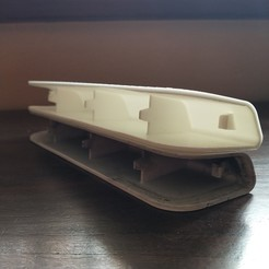 IMG20201126083535.jpg Download STL file Body moulding for Ford Sierra Cosworth • Template to 3D print, aleglez19912