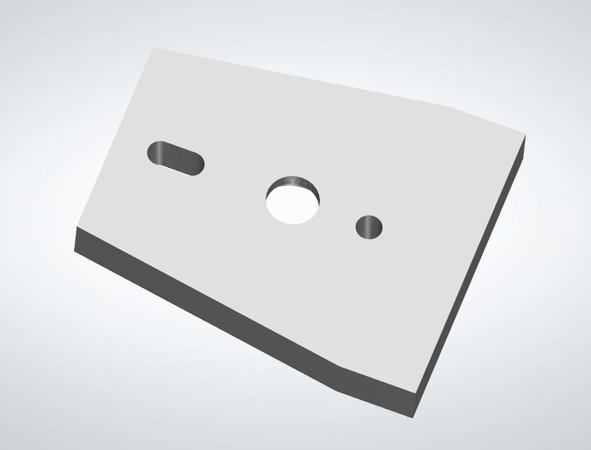 socle quick.JPG Télécharger fichier STL socle pour scannage sur quick • Modèle à imprimer en 3D, aknotdesign