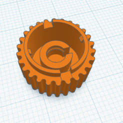 knob1.png Download STL file Drill speed control knob • 3D printable model, abaialex2244