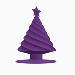 ctree1.png Download free STL file Christmas tree • 3D printer design, abaialex2244