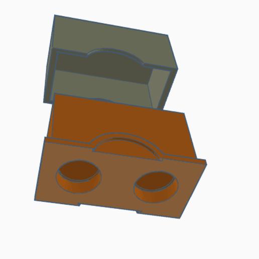2x1 box3.png Télécharger fichier STL 2x1 boîte Lego • Objet pour imprimante 3D, abaialex2244