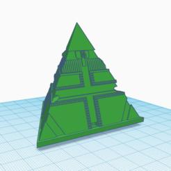 Screenshot_2020-12-09 3D design Ingenious Krunk-Snicket Tinkercad.png Télécharger fichier STL gratuit Partie de la pyramide Goa'uld Hatak de la Porte des étoiles • Plan imprimable en 3D, abaialex2244