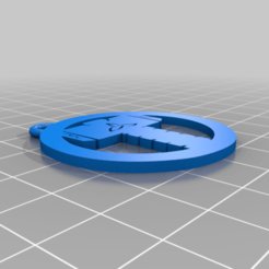 THOR_key.png Download free STL file Thor keychain • Design to 3D print, abaialex2244