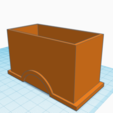 2x1 box1.png Download STL file 2x1 Lego box • 3D printable model, abaialex2244