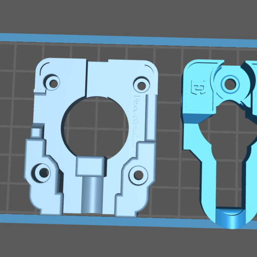 chitu setting.png Télécharger fichier STL Facextruder • Objet pour imprimante 3D, Print3d86