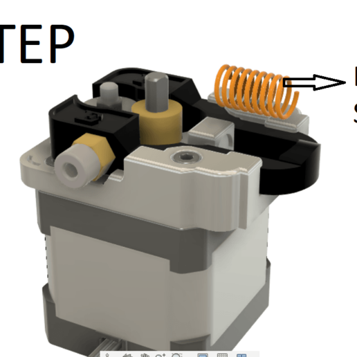 4STEP.png Télécharger fichier STL Facextruder • Objet pour imprimante 3D, Print3d86