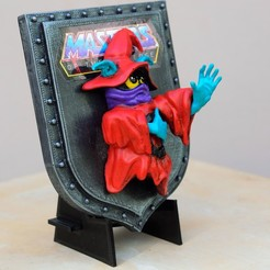 2.jpg Download STL file Orko, The Masters of The Universe • 3D print template, pdelacruz74