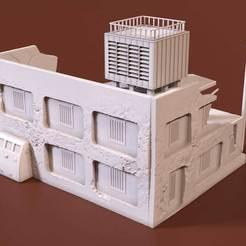 3.jpg Download STL file wargames Scenary • 3D printing template, pdelacruz74