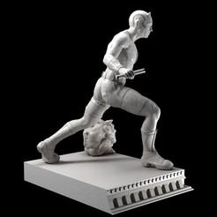 4.jpg Download STL file Dare Devil • 3D printing template, pdelacruz74