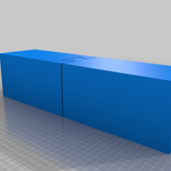 dove_tail.png Download free SCAD file Dovetail joint generator • 3D printable model, adegard