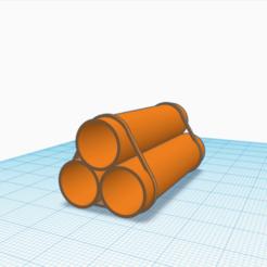 Screenshot (3).png Télécharger fichier STL gratuit Pile de tuyaux industriels • Plan pour imprimante 3D, Gus60