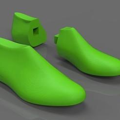 untitled.7937.jpg Télécharger fichier STL Forme pour chaussures de sport • Design imprimable en 3D, Vidda001