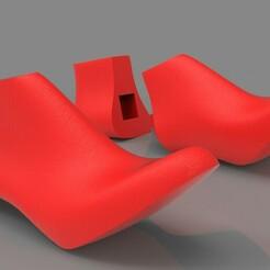 untitled.7983.jpg Download STL file Women's shoe last • 3D printable model, Vidda001