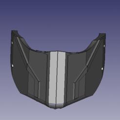 m2.png Download STL file BLACK PANTER STYLE MASK ORIGINAL COVID 19 • 3D printer object, DennisMor