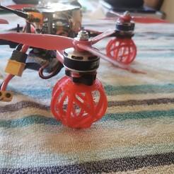 IMG_20201007_142119.jpg Télécharger fichier STL Soutien aux drones • Modèle pour impression 3D, lb_dani