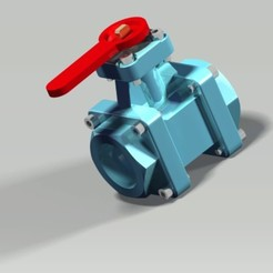 valve2.jpg Download free STL file Valve Box • Object to 3D print, bandit_hilmi
