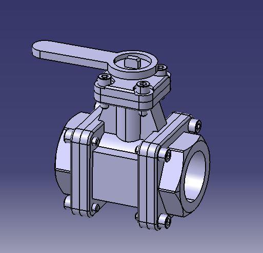 valve4.JPG Télécharger fichier STL gratuit Boîte à clapets • Plan imprimable en 3D, bandit_hilmi