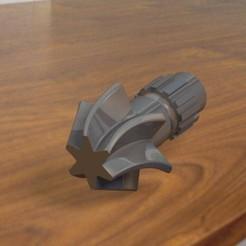 Télécharger fichier STL gratuit Engrenage hélicoïdal • Plan imprimable en 3D, bandit_hilmi